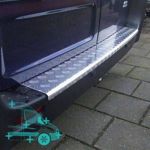 Bumperbeschermer Peugeot Expert