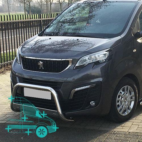Bullbar Peugeot Expert