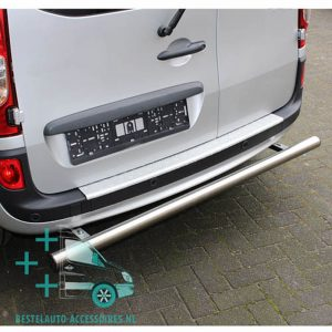 Opel Movano achterbar
