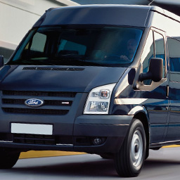 Ford Transit accessoires 2001-2013