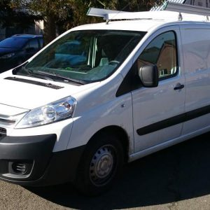 Citroen Jumpy imperiaal