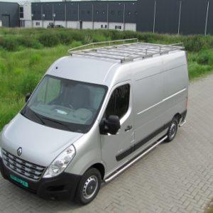 Renault Master imperiaal RVS