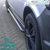 Sidebars zwart Volkswagen Transporter