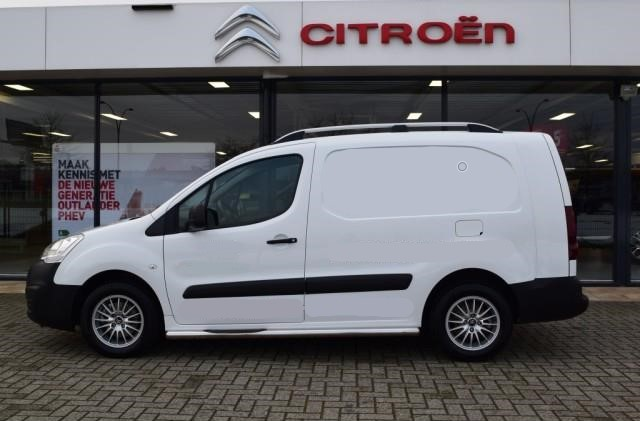 citroën berlingo rvs sidebars step glans