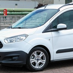 Ford Courier accessoires