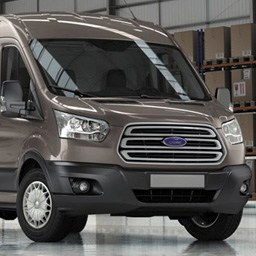 Ford Transit accessoires na 2014