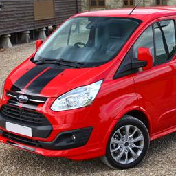 Ford Transit Custom accessoires