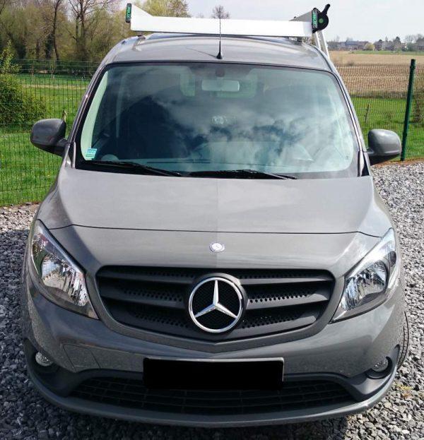 Mercedes Citan imperiaal aluminium