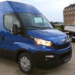 Iveco Daily accessoires na 2014