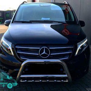 Pushbar carterbescherming Mercedes Vito