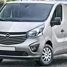 Opel Vivaro accessoires na 2014