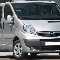 Opel Vivaro accessoires voor 2014