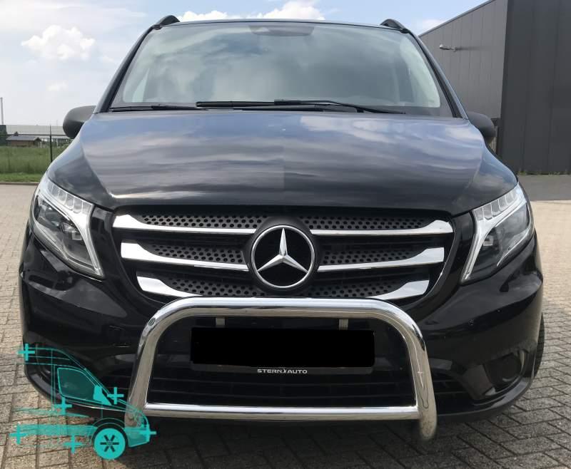 Pushbar-Mercedes-Vito