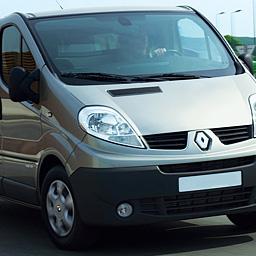 Renault Trafic accessoires