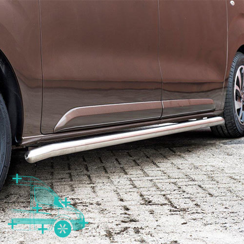 Renault Trafic Sidebars RVS