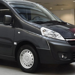 Toyota proace accessoires 2013-2016
