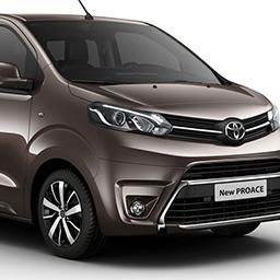 Toyota Proace 2016+