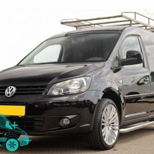 volkswagen caddy sidebars mat strong