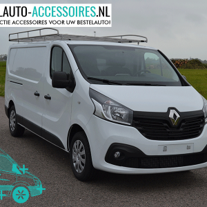 Renault Trafic RVS imperiaal