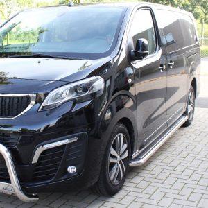 Sidesteps Peugeot Expert