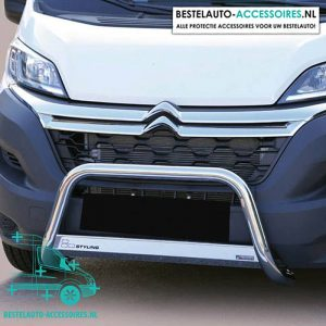 Pushbar Citroen Jumper