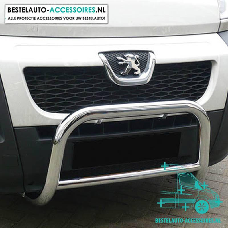 Pushbar-Citroën-Jumpy-Fiat-Scudo-Peugeot-Expert-Toyota-Pro-Ace-Bullbar