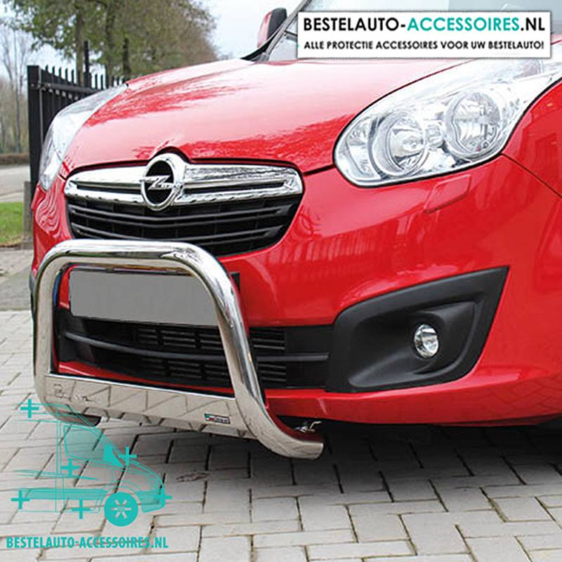 Pushbar-Fiat-Doblo-Opel-Combo-Bullbar