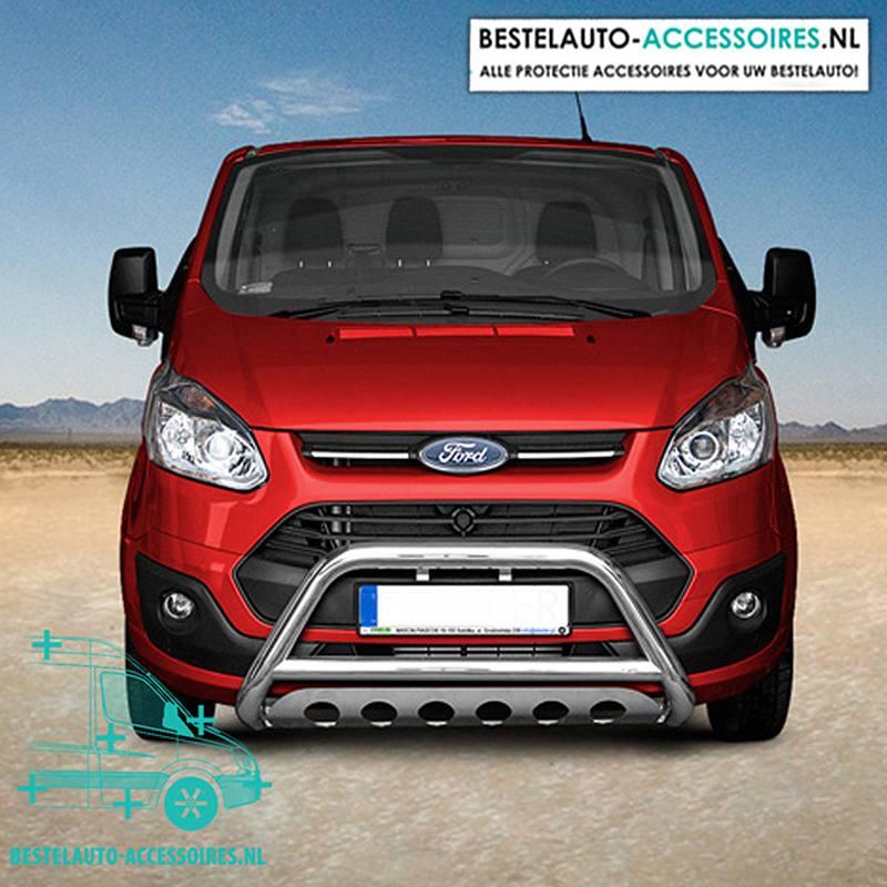 Pushbar-Ford-Transit-Custom-Skidplate