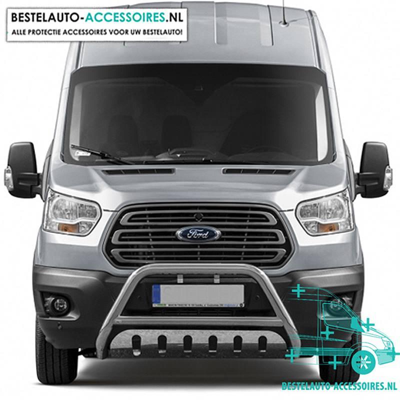 Pushbar-Ford-Transit-Skidplate-Rvs