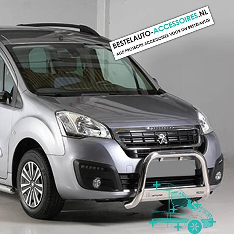 Pushbar-Peugeot-Partner-Citroën-Berlingo-Bullbar