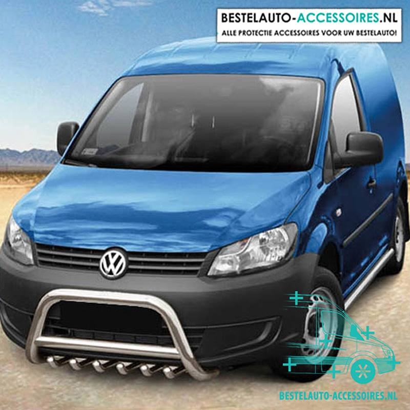 Pushbar-Volkswagen-Caddy-Vw-Bullbar-Carterbescherming-Chroom