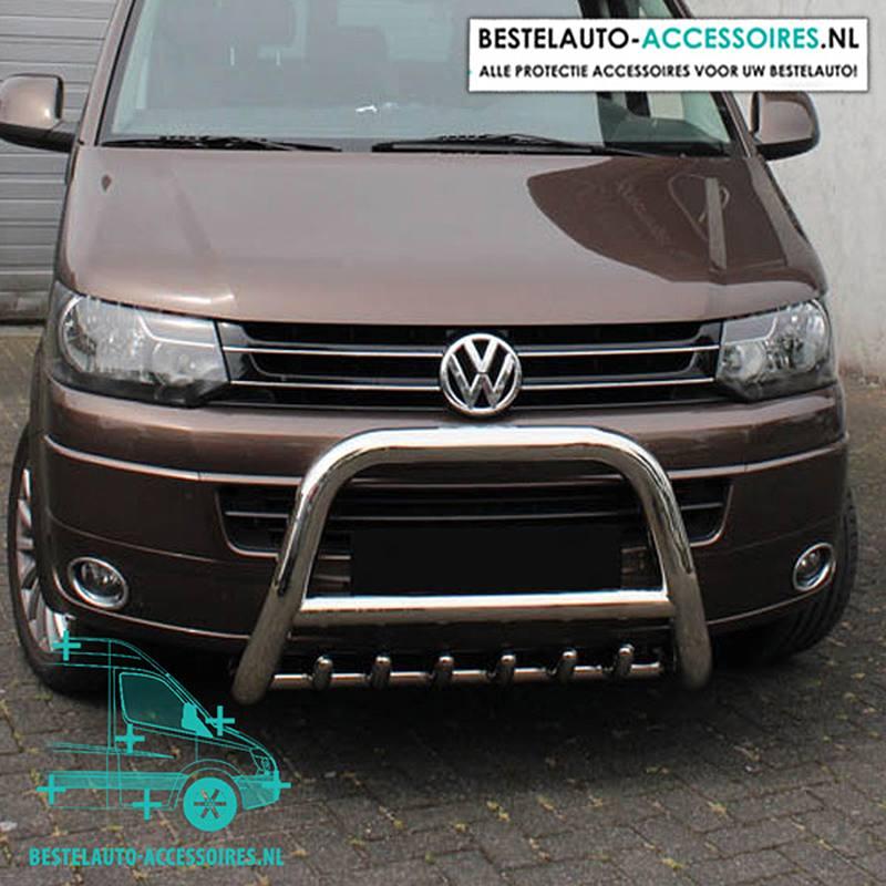 Pushbar-Volkswagen-Transporter-T5-Carterbescherming-Bullbar