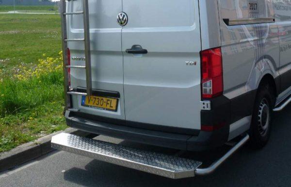 Volkswagen Crafter opstaptrede