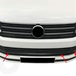 ondergrill carbon vw transporter t6